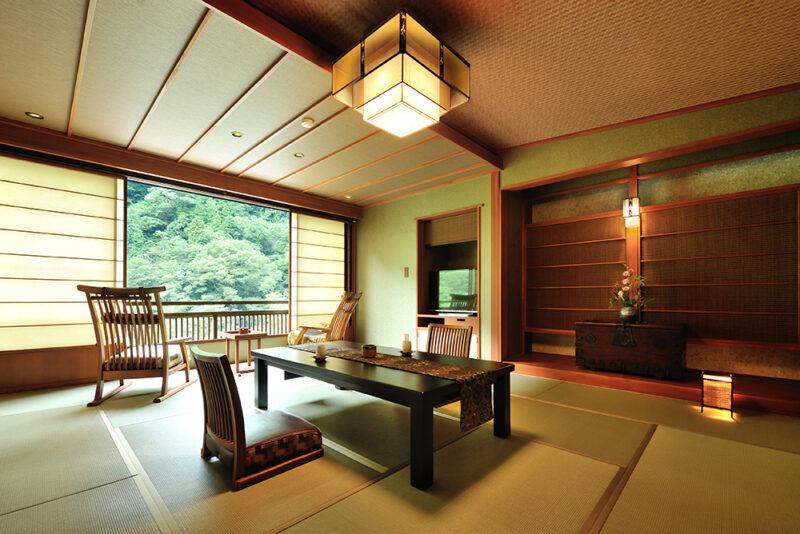 Tsukimidai guest room|Ajisai|65㎡