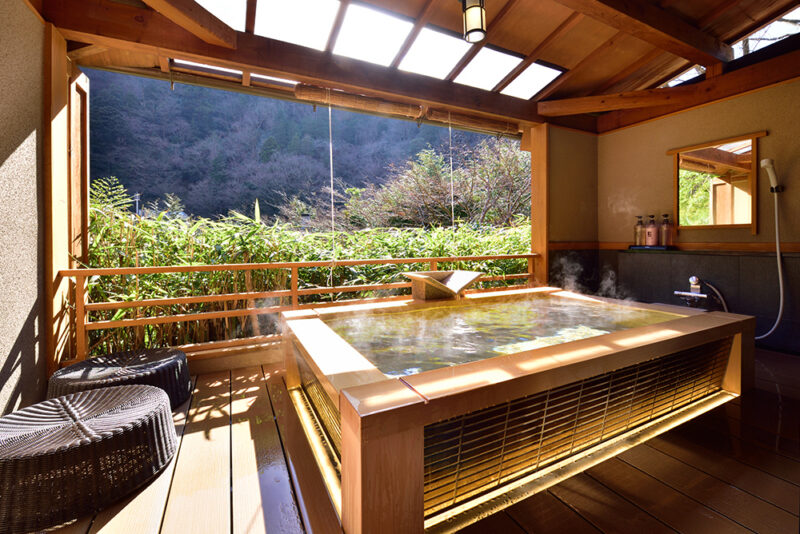 Open-air Bathroom Special Room|Himeshara / Kikyou|55㎡