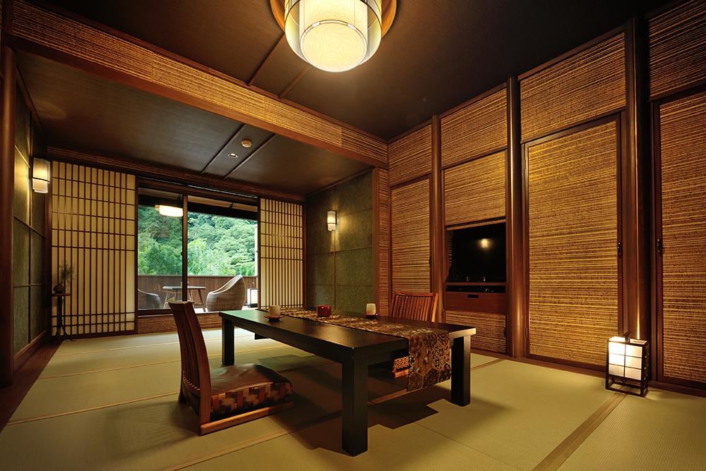 Tsukimidai guest room|Kaede|55㎡メイン画像