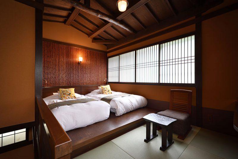 Special room with open-air bath|Yama no Tomoshibi|88㎡