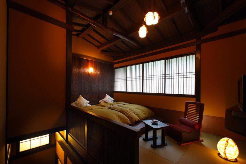 Special room with open-air bath|Yama no Tomoshibi|88㎡メイン画像