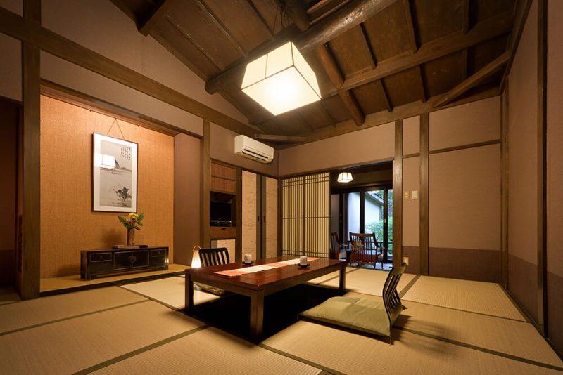 Tsukimidai guest room|Yama no Yube|40㎡