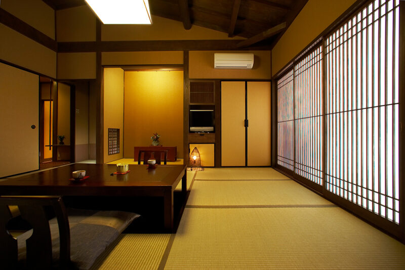 Tsukimidai guest room|Yama no Yube|40㎡メイン画像